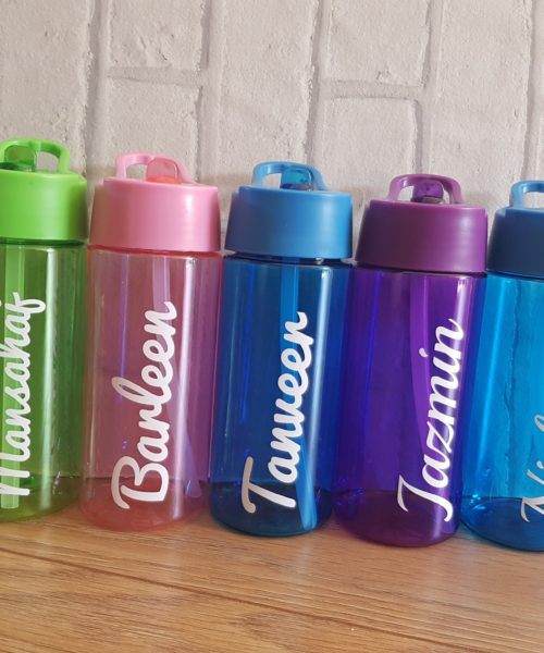 Children's water bottles