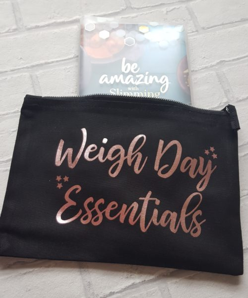 Weigh day bags
