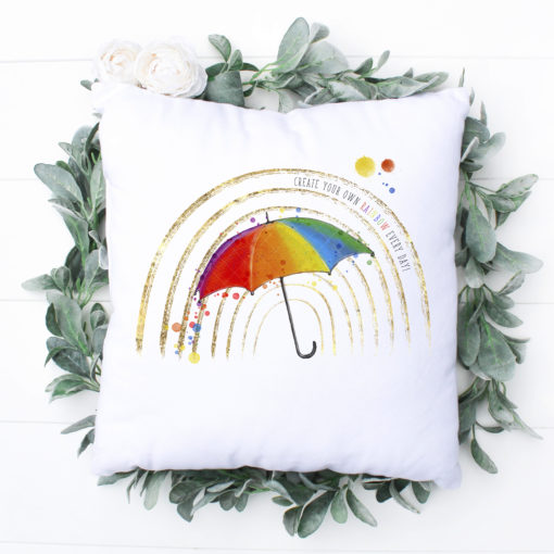Create your own rainbow everyday!