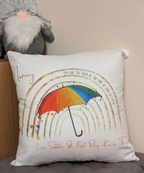 Rainbow Cushions